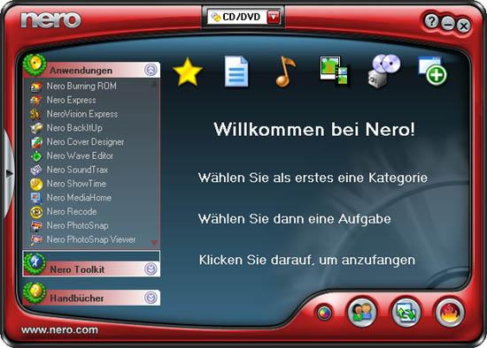 Nero 7.5.9.0 premium